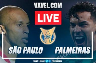Melhores momentos para São Paulo 0x0 Palmeiras pelo Campeonato Brasileiro