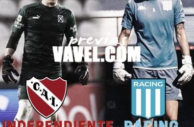 Independiente recibirá a Racing en el estadio Libertadores de América.