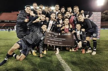 Talleres a cuartos de la Copa Argentina