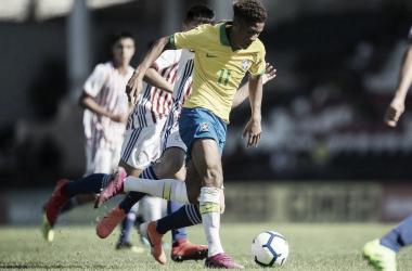 Ângelo é convocado para a Seleção Brasileira Sub-17