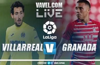 Resumen del Villarreal 0-0 Granada CF en LaLiga Santander 2021-22