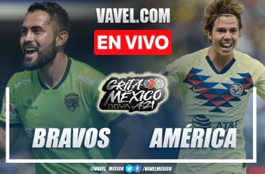 Goles y resumen del FC Juárez 1-2 América en Apertura 2021