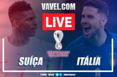Melhores momentos para Suíça 0X0 Itália pelas ELiminatórias da Copa do Mundo