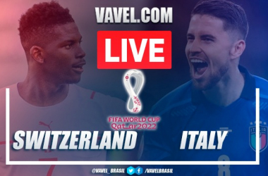 Highlights: Switzerland 0-0 Italy in World Cupo Qualifiers