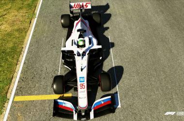 Con resultados opuestos Haas celebra un nuevo podio