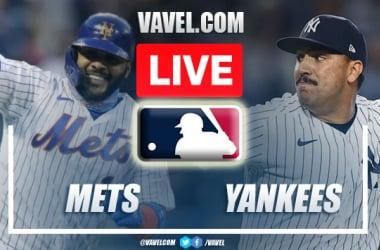 Highlights: New York Mets 7-8 New York Yankees in 2021 MLB