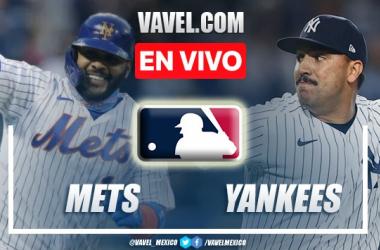 Resumen del New York Mets 7-8 New York Yankees en MLB 2021