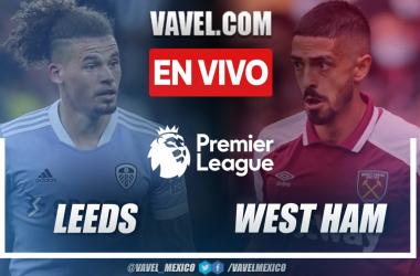 Resumen y goles: Leeds United 1-2 West Ham en Premier League