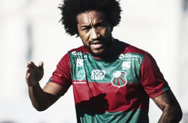 """Capitão do São Paulo-RS, Emílio repudia agressão de companheiro a árbitro: """"Deplorável"""""""