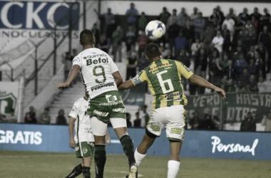 Aldosivi ante Sarmiento de Junín (foto: Vavel Argentina)