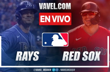 Resumen y carreras: Tampa Bay Rays 5-6 Boston Red Sox en MLB 2021