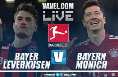 Resumen Bayer Leverkusen vs Bayern Múnich en la Bundesliga 2021 (1-5)
