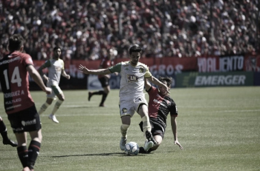 Aldosivi ante Newell's (foto: Vavel Argentina)