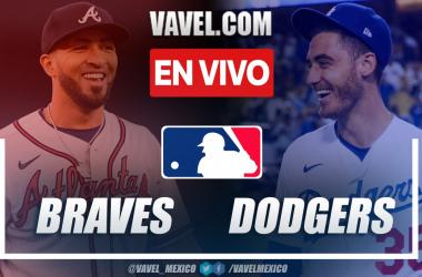 Resumen y carreras: Atlanta Braves 9-2 Los Angeles Dodgers en MLB Playoffs 2021