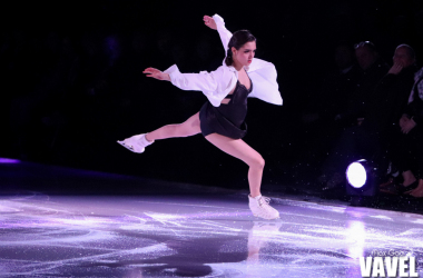 Exclusive: Evgenia Medvedeva reflects on difficult transition season, newfound love for Canada, touring with Stars on Ice