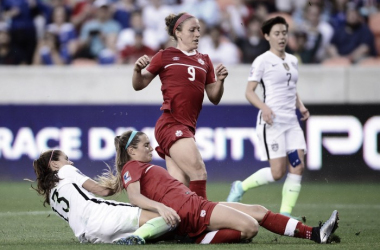 The USWNT game record against Canada is 47-3-6 | Source: Canada - Equalizer Soccer
