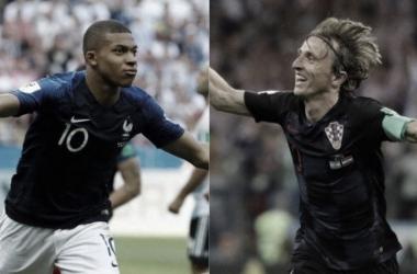 Francia y Croacia se medirán en la Final de Rusia I Foto: Prensa FIFA