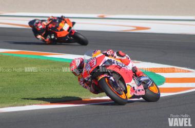 Resumen clasificación GP Valencia 2019
