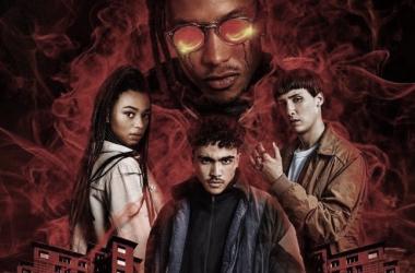 Cartel promocional de la serie. Fuente: Netflix España