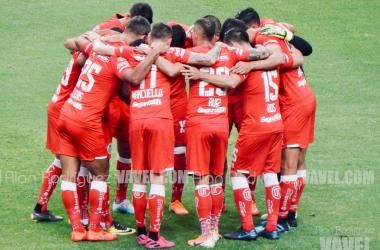 Con victoria, el 'Diablo' debuta en Copa