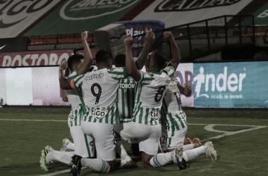 Novedades en los convocados de Nacional para enfrentar al Deportivo Pereira