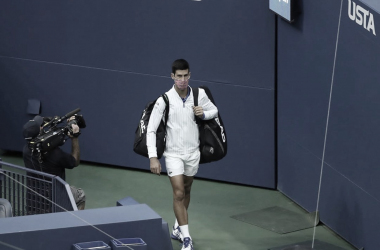 Djokovic, descalificado del US Open