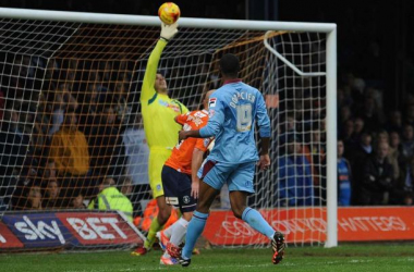 Luton Town 1-0 Tranmere Rovers: Miller sends Hatters to the top of League 2