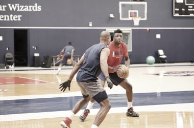 Así afrontan los Wizards la vuelta de la NBA