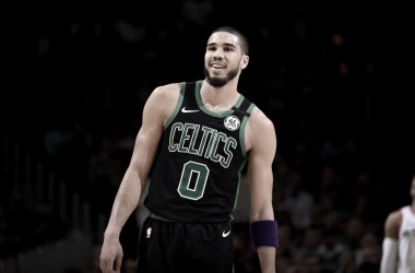 Celtics to offer Tatum a max-contract