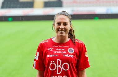 'It's been a crazy year' - NWSL player and Canada international Lindsay Agnew talks about her KIF Örebro loan