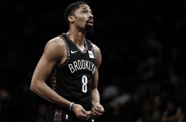 Spencer Dinwiddie Tests Positive For COVID-19