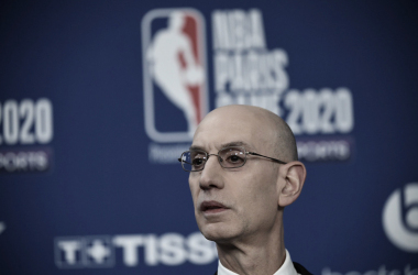 NBA Wants To Create A Second 'Bubble'