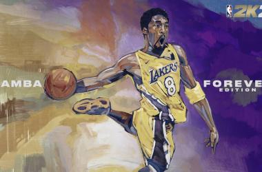 NBA 2K21 Cover: Kobe Bryant