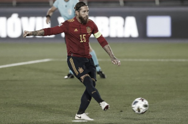 Sergio Ramos y Reguilón, piezas clave para la Selección Española