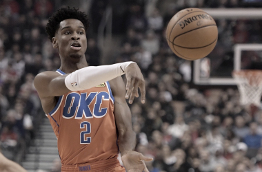 Gilgeous-Alexander Signs Converse Deal