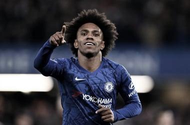 Chelsea revive y elimina al máximo candidato