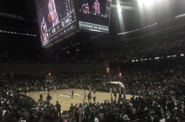 Los Suns sorprenden a la Ciudad de México