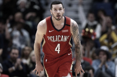 JJ Redick's Streak In Jeopardy
