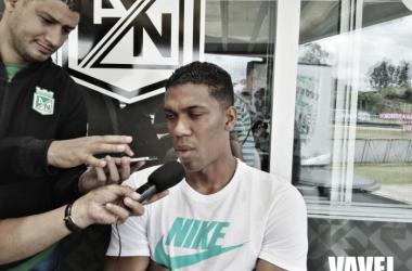 Orlando Berrío sigue trabajando para seguir en la convocatoria de la Selección Colombia. | Foto: VAVEL Colombia