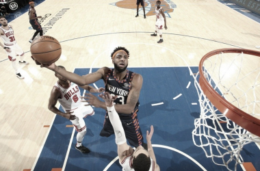 Mitchell Robinson Set To Jump Into The History Books