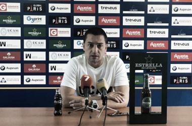 """Francisco: """"Vamos a ser un rival muy difícil para cualquier equipo"""""""