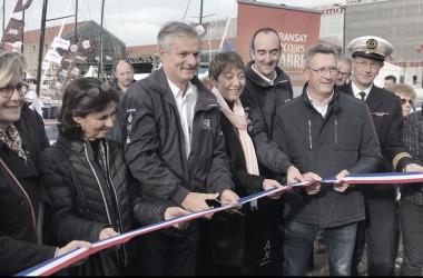 Vila da Regata da Transat Jacques Vabre 2019 é finalmente inaugurada
