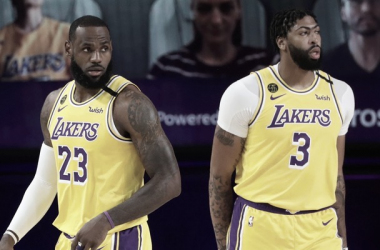Lakers Clinch #1 Seed