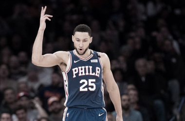 Ben Simmons Evaluated Day-To-Day
