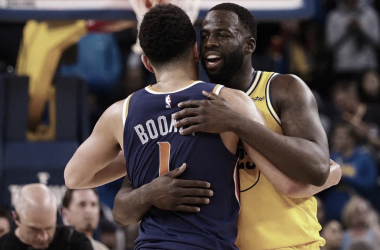 Draymond Green Fined For Tampering