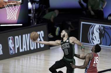 Celtics Sweep Sixers; Things Not Looking Good at Philadelphia