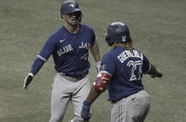 Grichuk's Homer Leads Toronto Past Tampa Bay