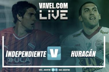 El Rojo goleó a Huracán en el debut