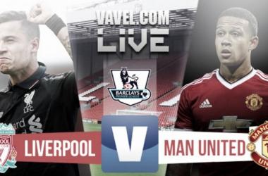 Resumen Manchester United 1-1 Liverpool en Premier League 2017