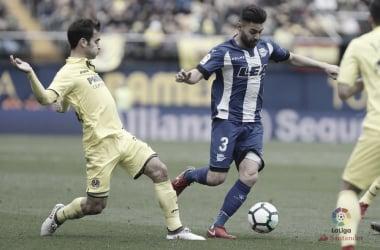 Último encuentro entre el Villarreal vs Alavés / Foto: LaLiga
